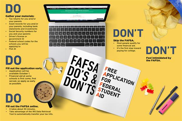 FAFSA Do's and Don'ts