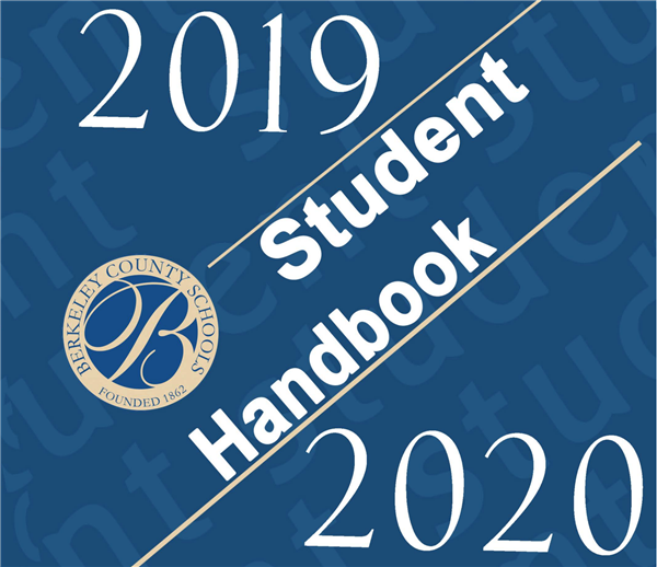 2019 - 20 student handbook cover