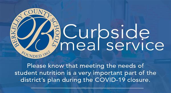 curbside meal service information