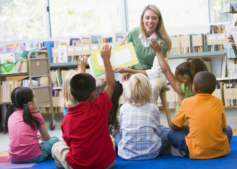 Become a Read Aloud Program Volunteer
