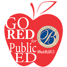Go Red for Public Ed