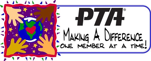 """PTA, Making a Difference, One Member at a Time"" artwork"