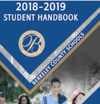 student handbook 2018 - 19 cover