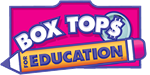 Box Tops in Education!
