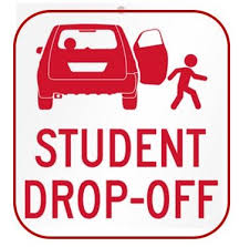 Parent drop off