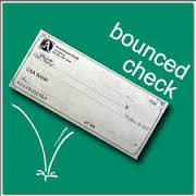 Return Check Fee