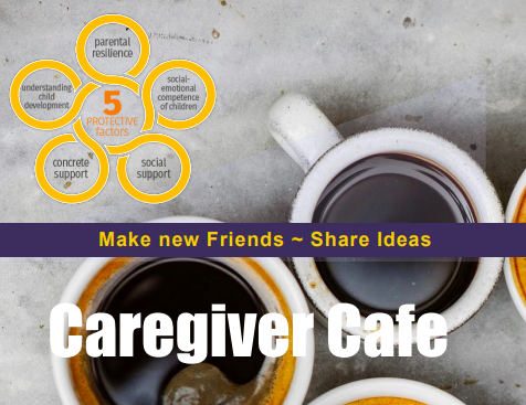 Caregiver Cafe: Presented by the Martinsburg Initiative