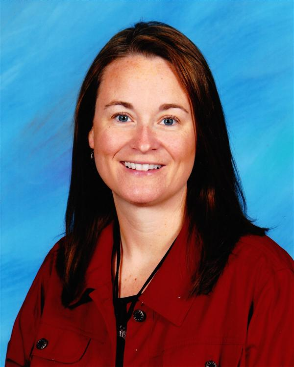 Mrs. Marcy Alwin / Social Studies Teacher, 7th Grade