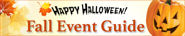 Trick-Or-Treat Fall Event