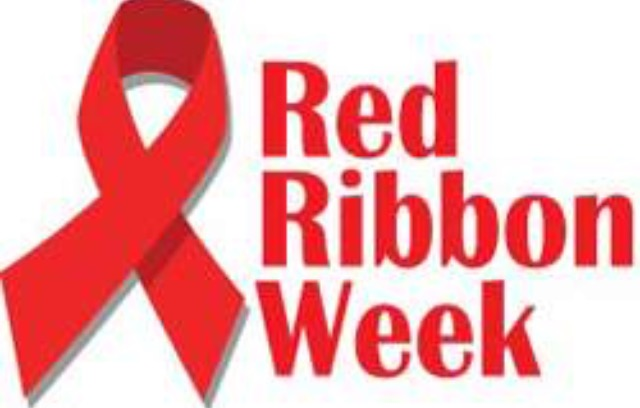 Red Ribbon Week October 21 - 25, 2019