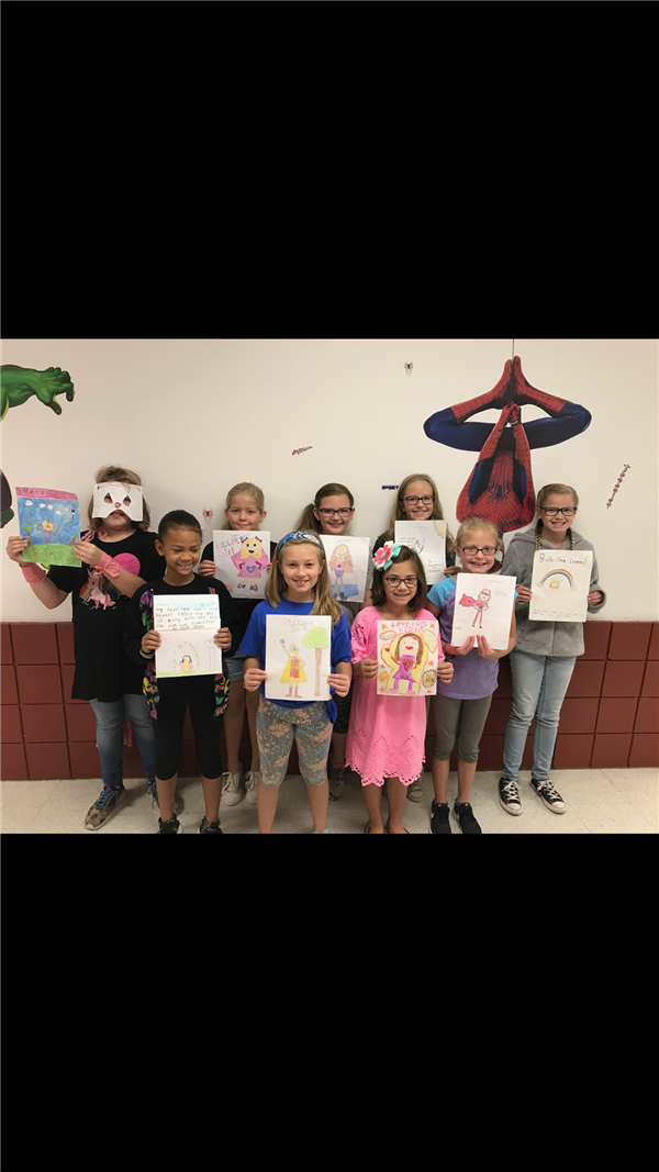 Poster Contest Winners Picture