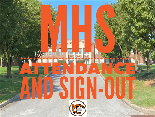 MHS Attendance and Sign Out