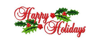 Holiday Tips Newsletter