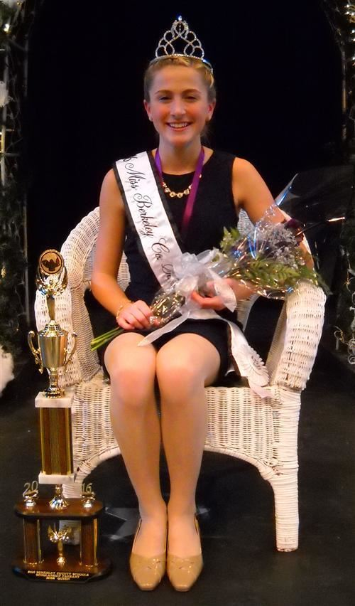 Miss Pageant Queen Aleynah Miller