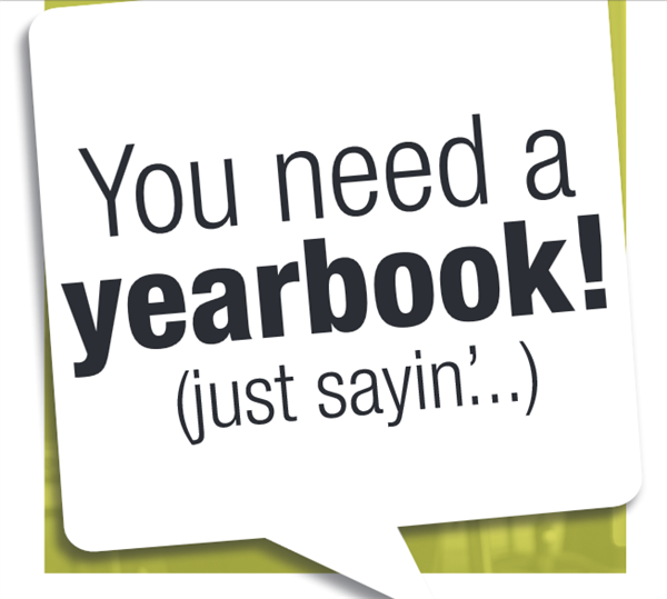 Make the Memories Last - Order a Yearbook Today