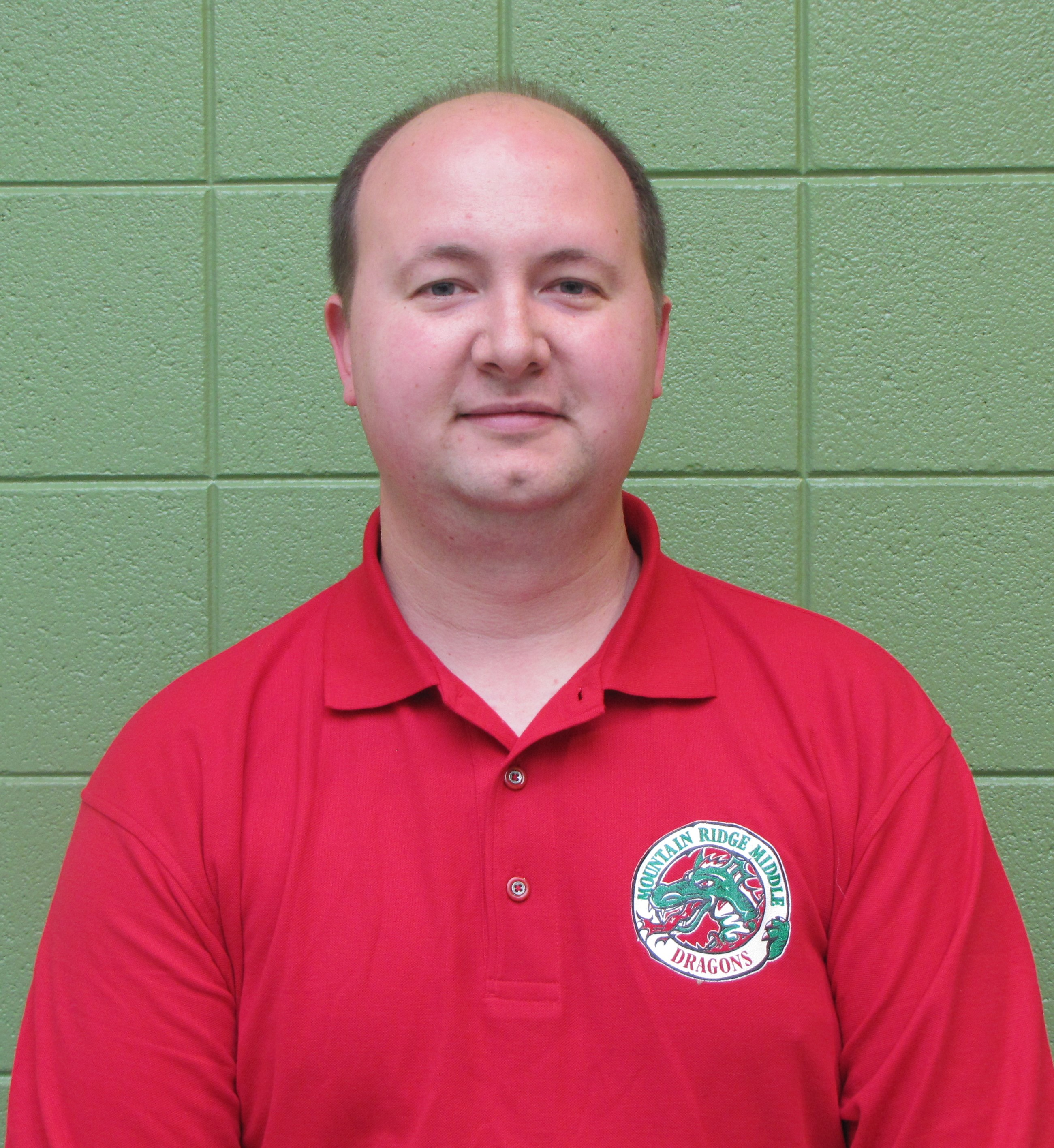 Mr. Mark Albright/Band Director, Grades 6-8
