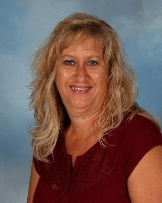 Angie Barrett - Preschool Assistant