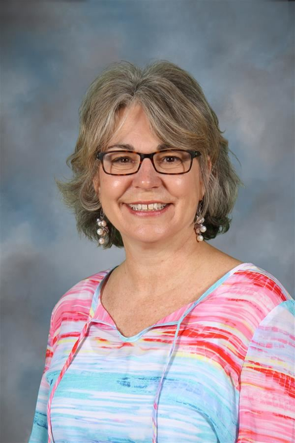 Ms. Cindy Heid - Art Teacher