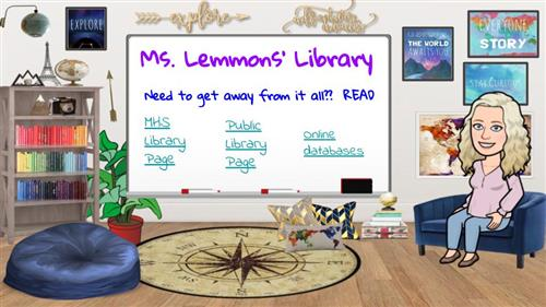 Ms. Lemmons' Library