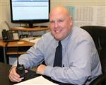 Bill Fultineer assistant principal hedgesville high school