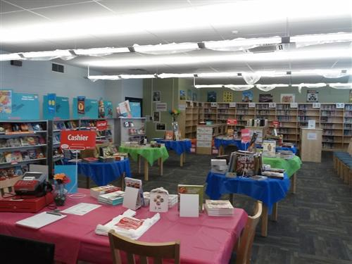 NMS Book Fair