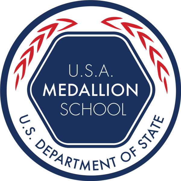 Medallion Symbol for Medallion Member School