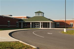 exterior portrait of Mountain Ridge Intermediate School