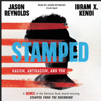 Cover art for STAMPED