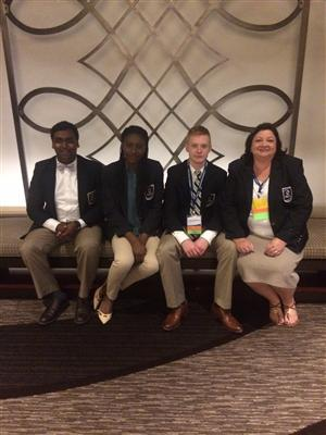 DECA International 2016
